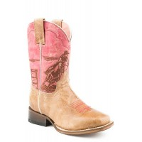 Rodeo Barrel Racer Stiefel