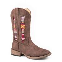 Double Arrow Boots