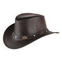 Kids Hat brown