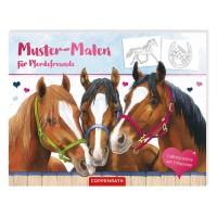Muste-Malen für Pferdefreunde