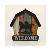 Western Moments - Welcome Wall Sign