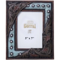 Leather Studs Frame