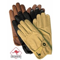 Leather Gloves SCIPPIS