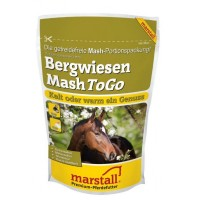 Bergwiesen-Mash ToGo