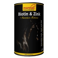 Biotin & Zink pelletiert