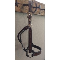 Tooled Show Halter 700