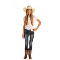 Girls Skinny Jeans 8228