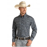 Shirt Paisley 8090
