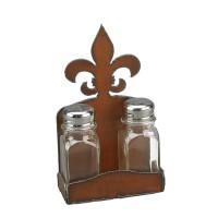Salz & Pfeffer Set Fleur De Lis