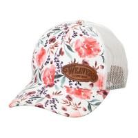 Floral Watercolor Cap
