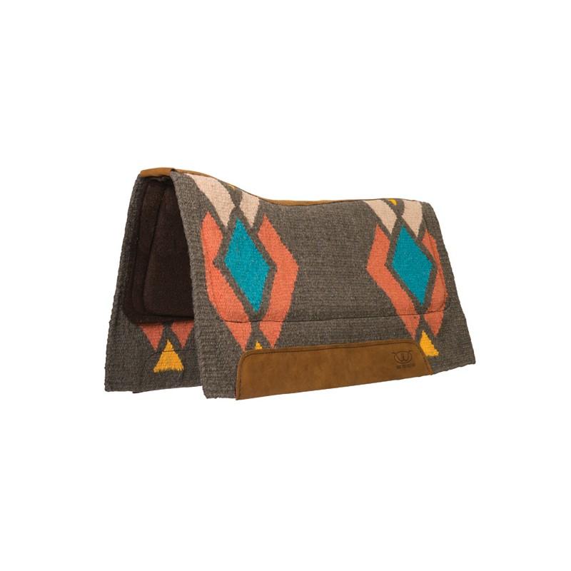 Weaver Leather New Zealand Wool Saddle Pad
