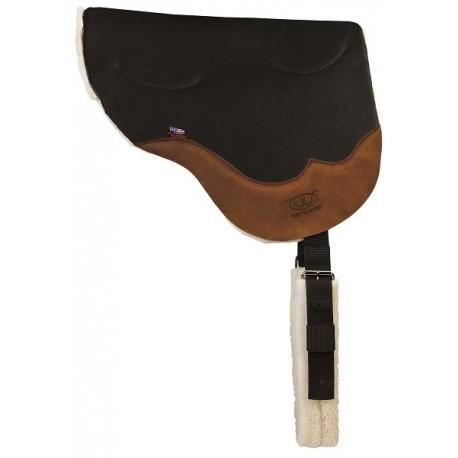 Weaver Leather Stacy Westfall Ultrasuede Gel Bareback Pad
