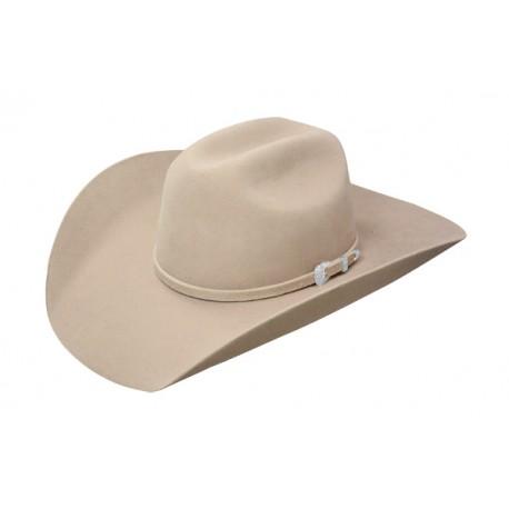 AQHA Trail Boss 100X natural with hat case 82de8b31a20