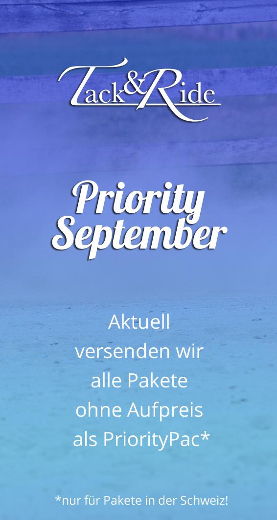 Priority September