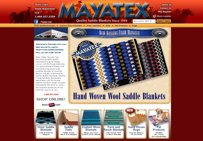 Mayatex Homepage Showblanket Gesamtsortiment