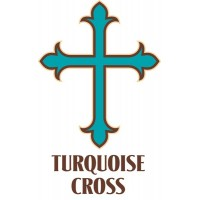 Turquoise Cross Logo