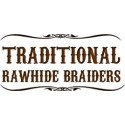 Traditional Rawhide Braiders Logo